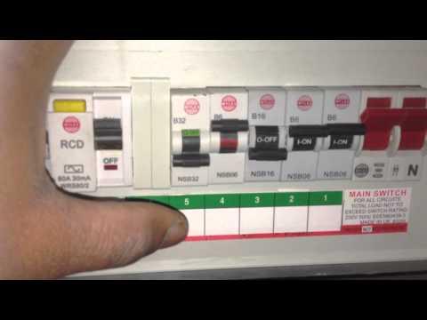 Wylex circuit braker tripping - Electrician London NW W S SW SE E  N WC EC
