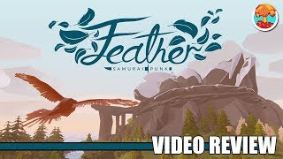 Review: Feather (Switch) - Defunct Games