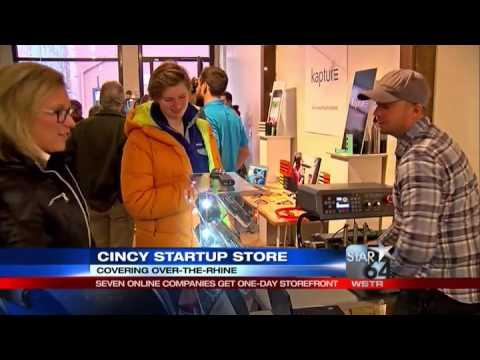 Simple Space hosts Cincinnati Startup Store
