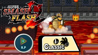 Loquendo en Bowser Super Smash Flash 2 (SSF2) Dificultad (dificulty) Muy Dificil (inside) CON MEMES
