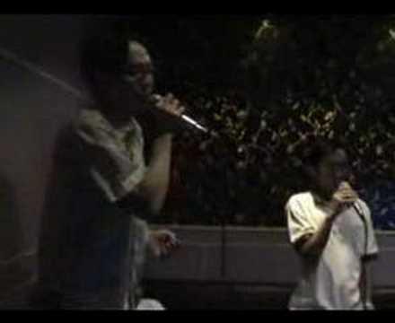 Robert Zai Karaoke 08