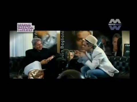 Morgan intervista Claudio Baglioni (09/10/2009) (Match Music)