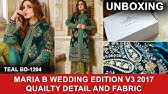 fb975e976d UNBOXING DEEPSY MARIYA B SILVER | LATEST PAKISTANI SUITS 2019 - YouTube