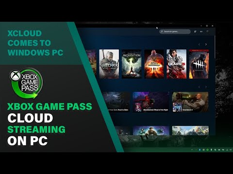 EXCLUSIVE: First-look at xCloud for PC (Xbox Game Pass cloud streaming)