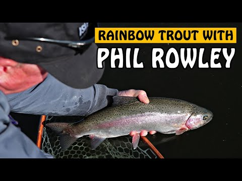 FALL RAINBOW TROUT FISHING AT STONEY LAKE DOUGLAS LAKE RANCH Ft. Phil Rowley | Fishing With Rod