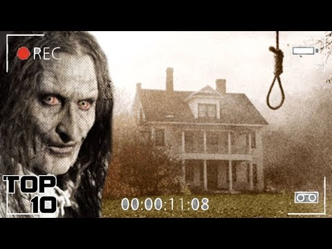 Top 10 Mysterious Haunted Movie Sets You Won't Believe | #Top10