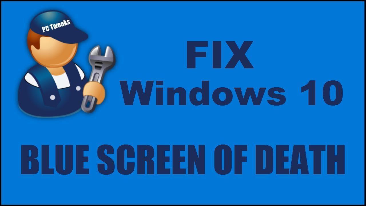 Fix Blue Screen 57
