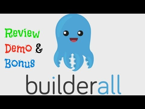 Builder All Review Demo Bonus - All In One Internet Marketing Platform