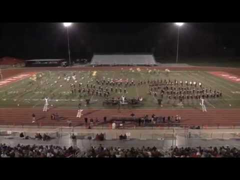 Harrison Central High School Band 2013