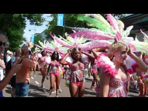 Zomercarnaval Rotterdam 2014 Summer Carnival