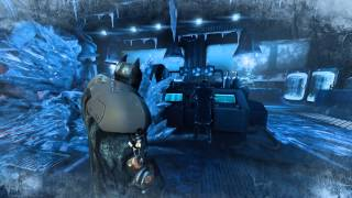 Arkham Origins-Mr Freeze Story