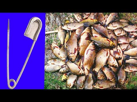 Автоподсекатель из Булавки Автоматическая Подсечка Рыбы