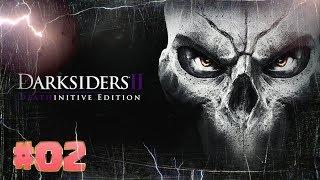 Darksiders II Deathinitive Edition Gameplay German #2 - Sein Bruder Krieg