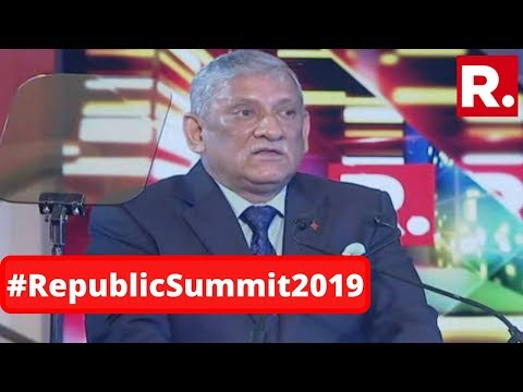 COAS General Bipin Rawat Addresses The Republic Summit 2019 On 'Guarding The Nation'