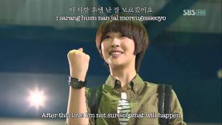 Repeat youtube video Taeyeon (SNSD) - Closer MV (Hangul & Romanization & Eng sub) [To The Beautiful You OST]