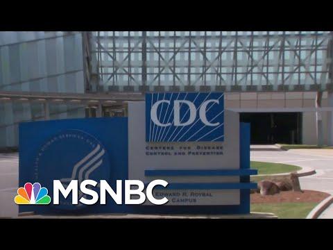 Rachel Maddow Says The CDC Won The Week   The ReidOut   MSNBC