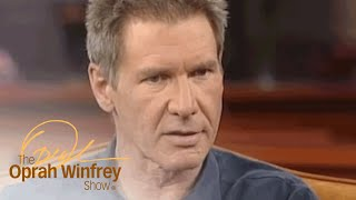 Harrison Ford's Back-Up Plan If Being an Actor Didn't Work Out | The Oprah Winfrey Show | OWN