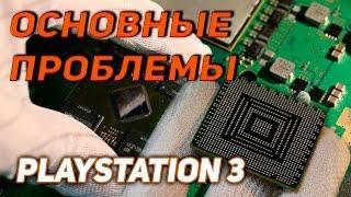 PlayStation 3 Slim и основные проблемы данной консоли с устранениями