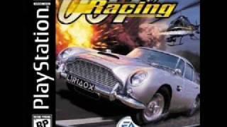 007 Racing Soundtrack - Menu