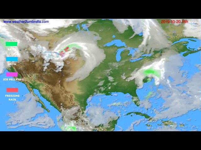 <span class='as_h2'><a href='https://webtv.eklogika.gr/' target='_blank' title='Precipitation forecast USA & Canada // modelrun: 12h UTC 2019-10-18'>Precipitation forecast USA & Canada // modelrun: 12h UTC 2019-10-18</a></span>
