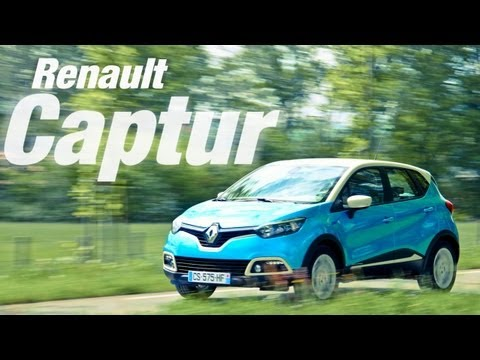 essai renault captur 120 tce et 90 dci planete youtube. Black Bedroom Furniture Sets. Home Design Ideas