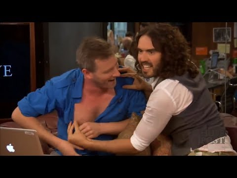 Russell Brand SAVAGE Moments