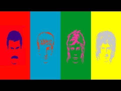 Queen - Hot Space (1982) Unboxing