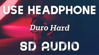Black Eyed Peas, Becky G - Duro Hard (8D AUDIO)