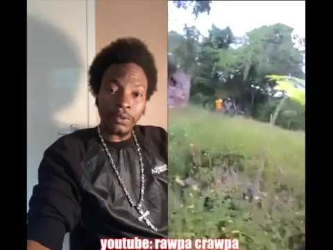 MAN WHO KILLED A 3 YEAR OLD GIRL IS NOW IN POLICE CUSTODY / jamaican vlogger