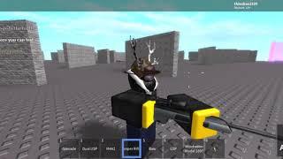 Desarrollo de Roblox - Editado FE Gun Kit Test #4