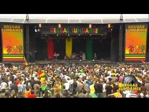 Junior Reid & Reggae Angels At Reggae Sundance 2008