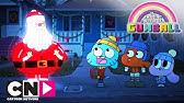 Gumball | Weihnachtsunfall | Cartoon Network