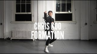 Chris Koo x Beyonce - Formation Dance Cover (MTV VMA)