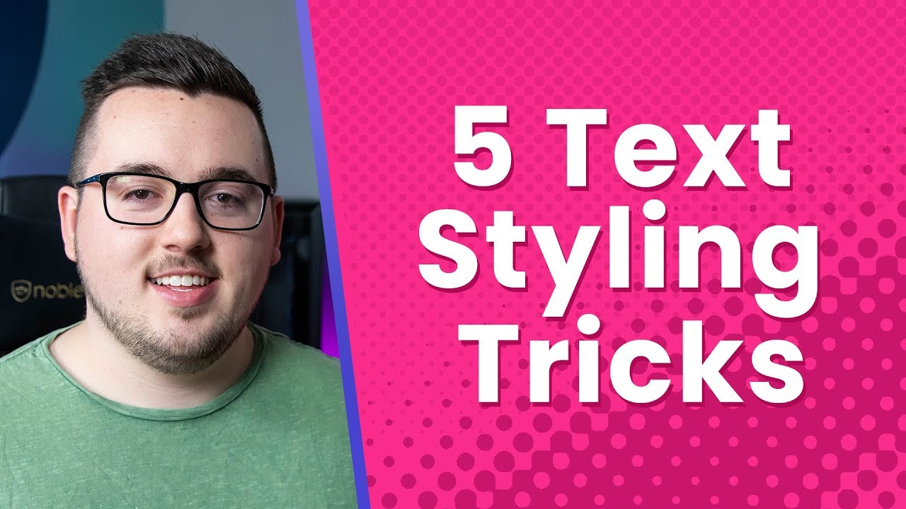 5 Text Styling Tricks for WordPress and Divi