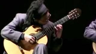 Brasil Guitar Duo perform Piazzolla