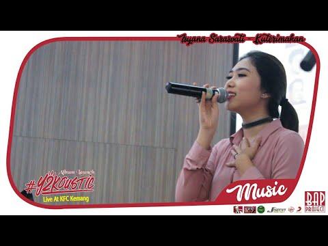 #MUSIC9 || Isyana Sarasvati - Kuterimakan [ Live @ KFC Kemang Launch Album #Y2Koustic ]
