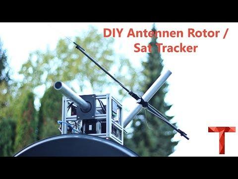 Arduino Blog » Build your own antenna rotator/satellite