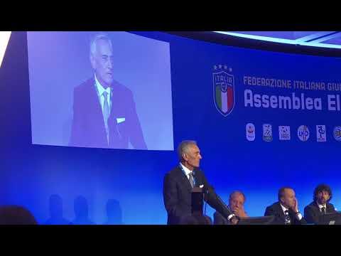 Gabriele Gravina è il nuovo presidente della FIGC