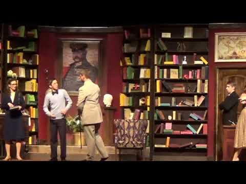Musical Comedy Murders of 1940 (Act II–Zane Helsa) Oak Park