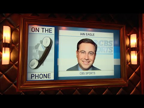 CBS Sports Network Broadcaster Ian Eagle Calls In to The RE Show - 12/23/15