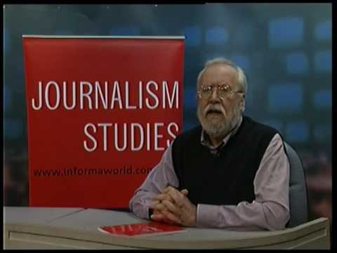 Journal 'Journalism Studies' February 2010