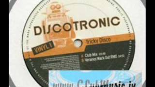 DIscotronic - Now is the Time