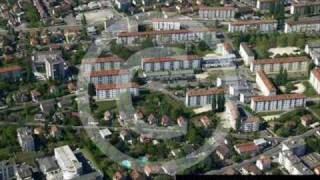 Besançon et sa banlieue
