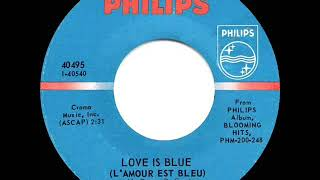 1968 Paul Mauriat - Love Is Blue (a #1 record--mono 45 version)