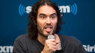 Russell Brand: Donald Trump the Hungry Hippo // SiriusXM // Raw Dog Comedy Hits