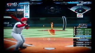 The Bigs 2 Wii Gameplay