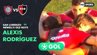 Alexis Rodríguez (1-1) San Lorenzo vs Newell's | Fecha 19 - Superliga Argentina 2018/2019