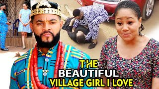 The Beautiful Village Girl I love Season 7&8 - New Movie'' Chinenye Ubah  2021 Latest Nigerian Movie