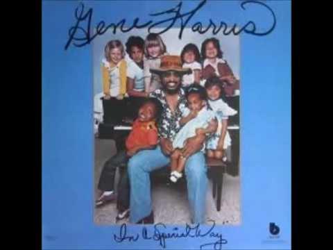 A FLG Maurepas upload - Gene Harris - Rebop - Jazz Fusion