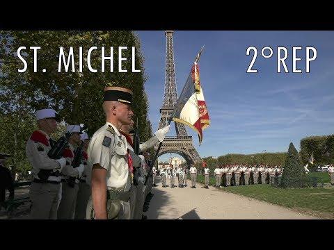 Cérémonie de St.Michel à Paris